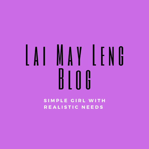 Lai May Leng's Blog